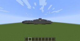 UNE Destroyer Minecraft Map & Project