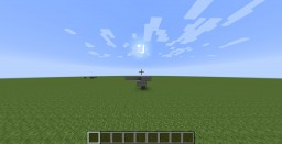 Anti-Aircraft cannon Minecraft Map & Project