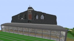 Victorian Train Station Minecraft Map & Project