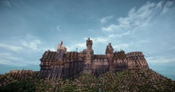 Meine Burg in Steiningen Minecraft Map & Project