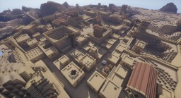 Ancient city of Ebla - AD 293 [Roman Lakandahar Kingdom] Minecraft