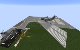 Naval Air Station Jacksonville (Apocaliptic) Minecraft Map & Project