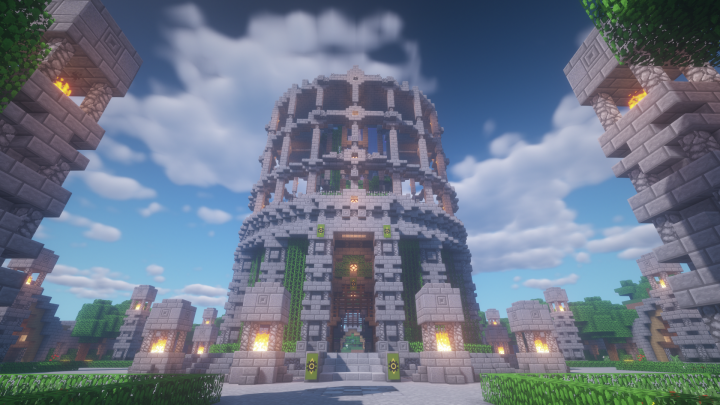 Solavark Spawn Tower