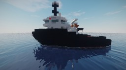 Tugboat Minecraft Map & Project