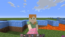 Jen's (and Pat's) Pig Heaven Minecraft Map & Project