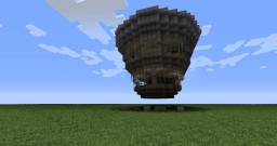 Zeppelin Pack (the texture for airships) Minecraft Texture Pack