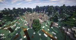 ARDEN FOREST   END Minecraft Map & Project