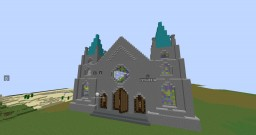 gothic Catehedral Minecraft Map & Project