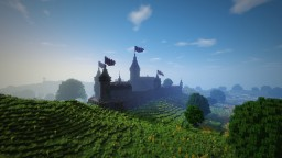 Landsberg Castle Minecraft Map & Project
