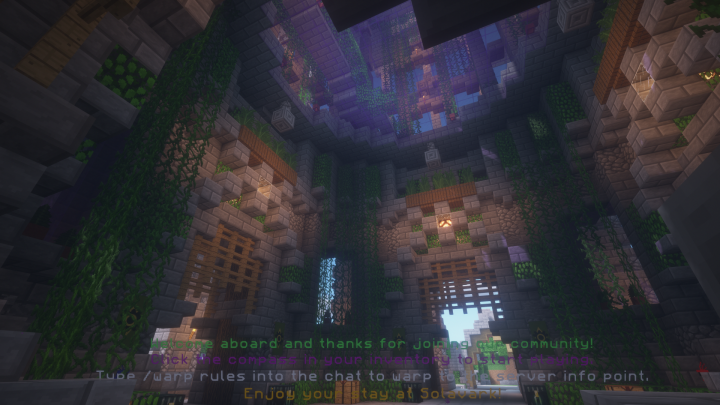 Inside Solavark Spawn