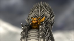 Pikachu - Ruler of the Seven Kingdoms and the Internet Minecraft Map & Project