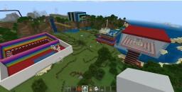 Journal Village (beta) Minecraft