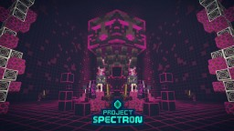 Project Spectron - be a cop inside the cyberspace! Minecraft Map & Project