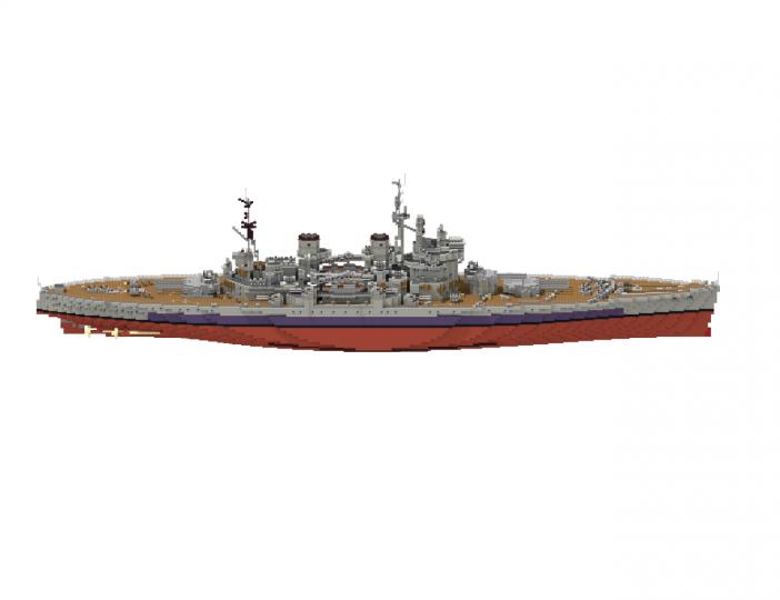 Popular Project : HMS Duke of York