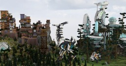 Horizon Zero Dawn Minecraft Map & Project
