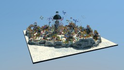 UNDERWATER CITY Minecraft Map & Project