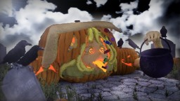 The Fool Pumpkin And The Tricksy Fairies Minecraft