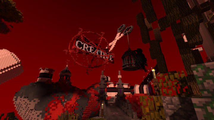 Popular Server Project : Realm of Lothiredon » Halloween Hub!