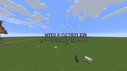 Some Neat looking/Inspiring Strucktures Minecraft Map & Project