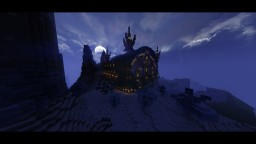 Temple / Castle Minecraft Map & Project