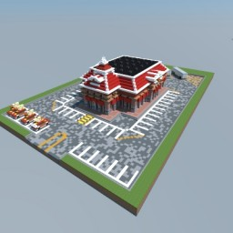 Jimmy's chicken (Download and interior) Minecraft