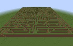 Labyrinth - Square Minecraft Map & Project