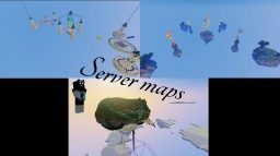 Server maps (bundle) Minecraft Map & Project