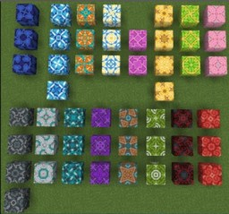 How to get Glazed Terracotta Minecraft Blog Post