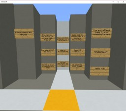 Minecraftia (A Minecraft Trivia Map) Minecraft Map & Project