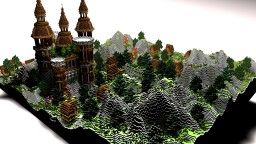 Leurea Minecraft Map & Project