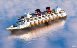 Disney Cruise Line | Disney Magic Minecraft