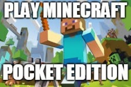 Pocket Edition Minecraft Blog Post