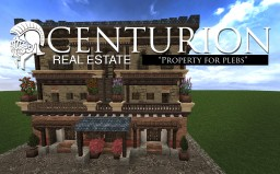 Roman Insulae 2 Minecraft Map & Project