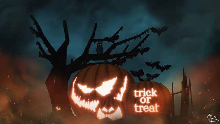 Popular Project : Trick or Treat from Drago