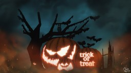 Trick or Treat from Drago Minecraft Map & Project