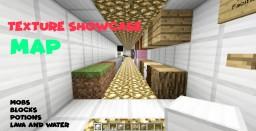 TEXTURE SHOWCASE MAP (PT,EN,ES) Minecraft Map & Project