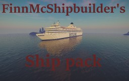 FinnMcShipbuilder's Ship Texture Pack Minecraft Texture Pack