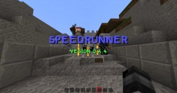 Speedrunner Minecraft Map & Project