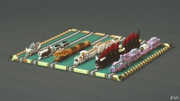 Fantasy Trains Bundle by _PAV_ Minecraft Map & Project