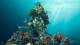 Discovery Reef Minecraft Map & Project