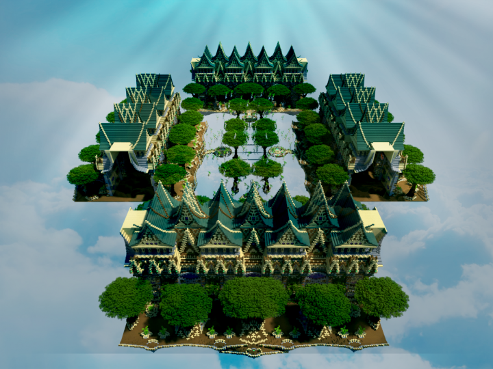 Popular Project : Velarian Palace