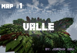 Valle 1vs1 Minecraft Map & Project