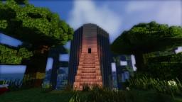 Aztec csgo Minecraft Map & Project