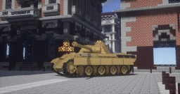 Pzkpfw.V Panther (16/1 Scale) Minecraft