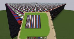 Redstone Display Minecraft Map & Project
