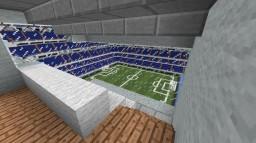 Estadio Santiago Bernabeu Madrid Minecraft