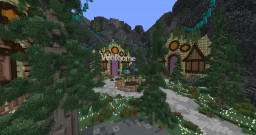 Free 4 Portal Hub | By TheBiome Minecraft Map & Project