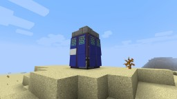 Minecraft TARDIS by JackGrylls Minecraft Map & Project
