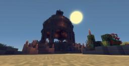 The Roman island Minecraft Map & Project
