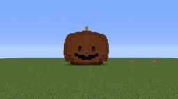 happy pumpkin Minecraft Map & Project
